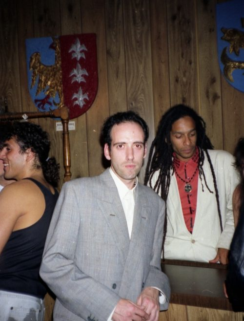 Mick Jones & Don Letts - BAD in NYC